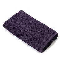Полотенце махровое Экономь и Я 50х90 см, цв. фиолетовый 320 г/м