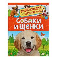 Энциклопедия для детского сада 'Собаки и щенки'