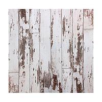 Фотофон 'Доски светлые', 45 x 45 см, переплётный картон, 980 г/м