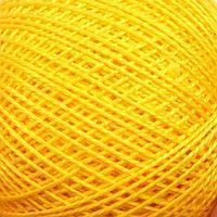 Нитки вязальные 'Ирис' 150м/25гр 100 мерсеризованный хлопок цвет 0305 (комплект из 10 шт.)