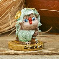 Фигурка сувенир 'Денежная сова'