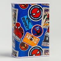 Копилка 'Spider-man', Человек-паук 4,8 см х 7,8 см х 10,8 см