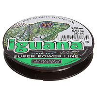 Леска зимняя Balsax Iguana, d0,08 мм, 30 м (комплект из 10 шт.)