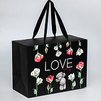 Пакет-коробка 'Love myself', Me To You, 20 x 28 x 13 см