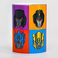 Копилка, Transformers 6,5 см х 6,5 см х 12 см