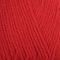 Пряжа 'Baby' 100 акрил 150м/50гр (156 красный) (комплект из 5 шт.)