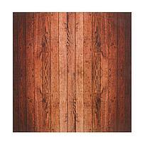 Фотофон 'Дерево тёмное', 45 x 45 см, переплётный картон, 980 г/м