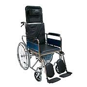 Кресла-коляски с санитарным оснащением.