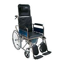 Кресла-коляски с санитарным ос...