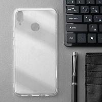 Чехол Innovation, для Huawei Honor 8X, силиконовый, прозрачный микс