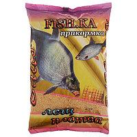 Прикормка Fishka лещ/плотва BASE MiX, 700 г