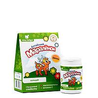 Драже для детей Altay Seligor 'Алтайский маралёнок' с пантогематогеном, витамином С и кальцием, 70 г