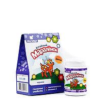 Драже для детей Altay Seligor 'Алтайский маралёнок' с пантогематогеном, витамином С и черникой, 70 г