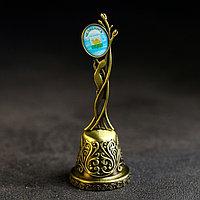 Колокольчик в уральской форме 'Челябинск. Храм Александра Невского'