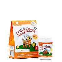 Драже 'Алтайский маралёнок' для детей, с пантогематогеном, витамином С и йодом, 70 г