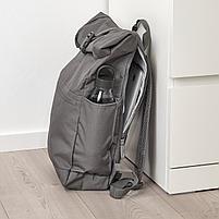 СТАРТТИД Рюкзак, серый27x11x56 см/18 л, фото 2