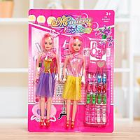 Кукла-модель 'Сестра' с аксессуарами, МИКС