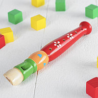 Музыкальная игрушка 'Дудочка средняя', цвета МИКС