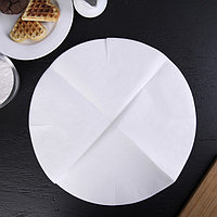 Пергамент для выпечки d36 см Grifon, для круглых форм, 10 шт
