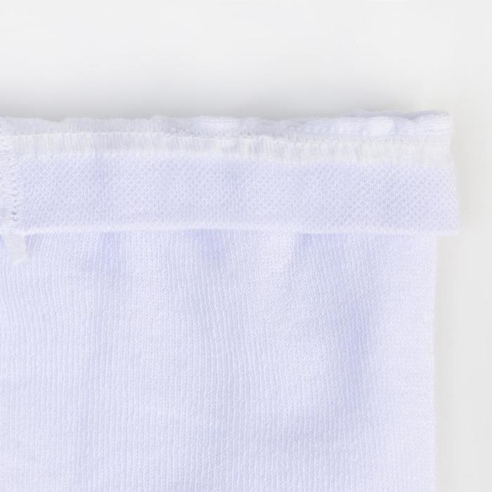 Колготки детские КДО, цвет белый, рост 116-122 см - фото 3