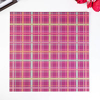 Кардсток с фольгированием Pink Paislee - Коллекция 'Truly Grateful'
