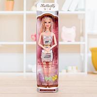 Кукла-модель модная 'Кира' в костюме, МИКС