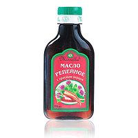 Репейное масло Mirrolla с красным перцем, 100 мл