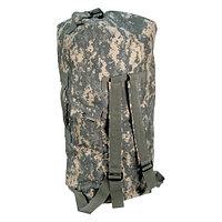 Мешок-рюкзак ROTHCO Мод. G.I.PLUS CORDURA NYLON DOUBLE-STRAP DUFFLE (61x91см)(O.D.), R 45509