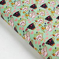 Бумага упаковочная 'Раздолье', 70 х 100 см (комплект из 10 шт.)