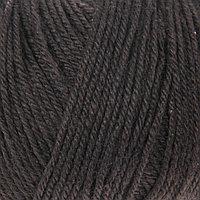 Пряжа 'Baby Wool' 20 кашемир, 40 меринос. шерсть, 40 акрил 175м/50гр (803 черный)