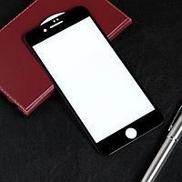Защитное стекло Red Line для iPhone 7 Plus, Full Screen, полный клей, черное