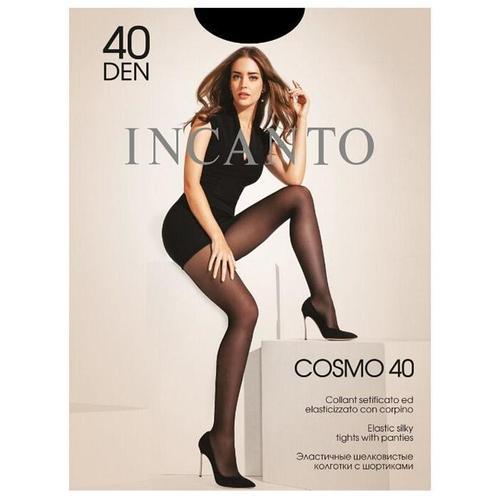 Колготки женские INCANTO Cosmo 40 ден, цвет телесный (naturel), размер 3