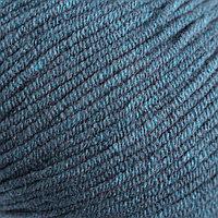 Пряжа 'Jeans-GZ' 58 хлопок, 42 акрил 170м/50гр (1131) (комплект из 2 шт.)