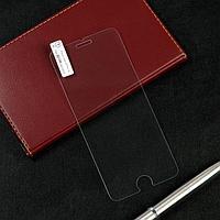 Защитное стекло 2.5D LuazON для iPhone 6/6S, полный клей