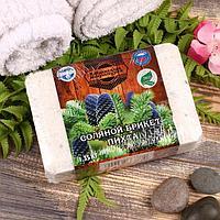 Соляной брикет с алтайскими травами 'Пихта', 1,35 кг 'Добропаровъ'