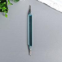Инструмент для квиллинга с пластиковой ручкой разрез 0,6 см длина 13 см МИКС (комплект из 50 шт.)