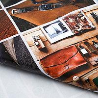 Бумага упаковочная глянцевая 'Мужская', 70 x 100 см (комплект из 10 шт.)