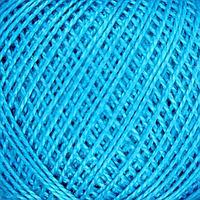 Нитки вязальные 'Ирис' 150м/25гр 100 мерсеризованный хлопок цвет 3106 (комплект из 10 шт.)