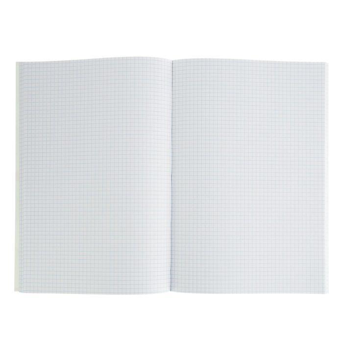 Тетрадь А4, 96 листов в клетку Flower Fantasy, картонная обложка, МИКС (комплект из 3 шт.) - фото 2