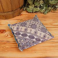Подушка сувенирная, 13x13 см, можжевельник, лаванда, микс