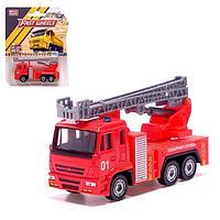 Машина металлическая 'Пожарная служба'