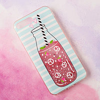 Чехол - шейкер для телефона iPhone 7-8 Plus Lemonade, 15,8 х 7,7 см