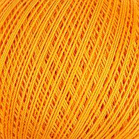 Нитки вязальные 'Роза' 320м/50гр 100 мерсеризованный хлопок цвет 0510 (комплект из 6 шт.)