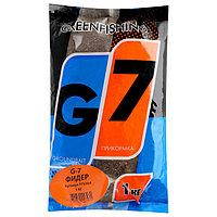 Прикормка Greenfishing 'G-7 ФИДЕР' 1 кг