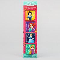 Закладки магнитные для книг на открытке 'Самой сказочной девочке', Принцессы