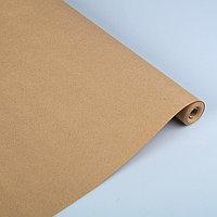 Бумага упаковочная крафт без печати, 70 г/м ,0,72 х 10 м