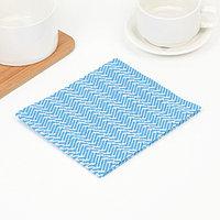 Набор салфеток из бамбукового волокна 3 шт PRIDE, 34x38 см, цвет МИКС