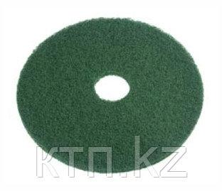 Пад абразивный, цвет зелёный