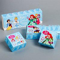 Подарочная коробка 'С Новым Годом!', Принцессы, 27,2 х 9,4 х 4,8 см