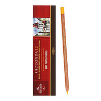 Пастель сухая в карандаше Koh-I-Noor 8820/021 GIOCONDA Soft, желтый неаполь (комплект из 12 шт.)